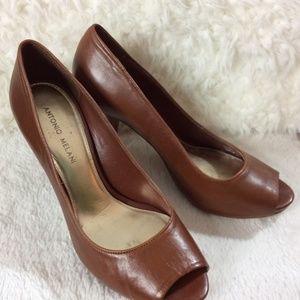 ANTONIO MELANI Shoes - 🦋 🦋 Antonio Melani-zoe-Open-Toe-Heels-Shoes Sz 9